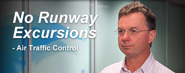 No Runway Excursions - Air Traffic Control